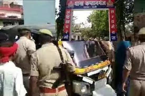 बस्ती : 'हैलो पुलिस कंट्रोल रूम! मैंने अपनी पत्नी की हत्या कर दी है, मुझे पकड़कर ले जाइए'