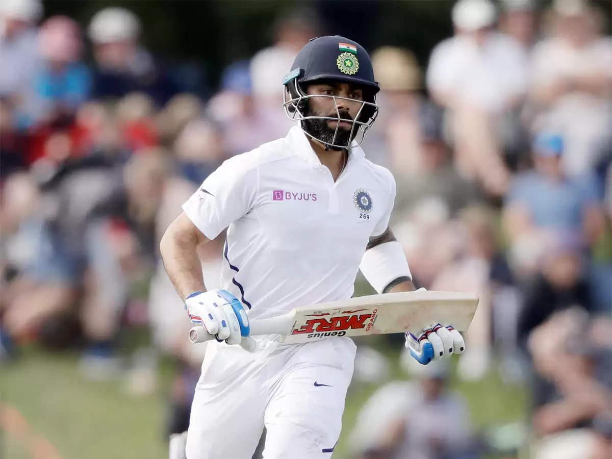 ICC ने शेयर की Virat Kohli  कि ये तस्वीरें, ट्विटर पर फैंस  ने उड़ाया मजाक