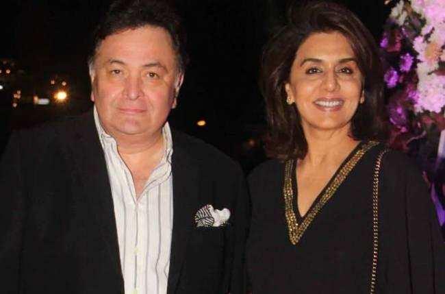 Neetu Kapoor remembers husband Rishi Kapoor on their 41st wedding anniversary