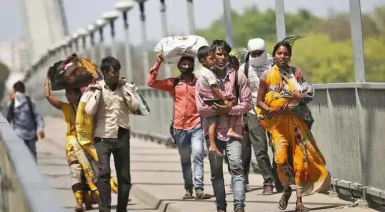Migrant Labourers:कोरोना में भूखे न रहे मजदूर,सुप्रीम कोर्ट ने दिए निर्देश