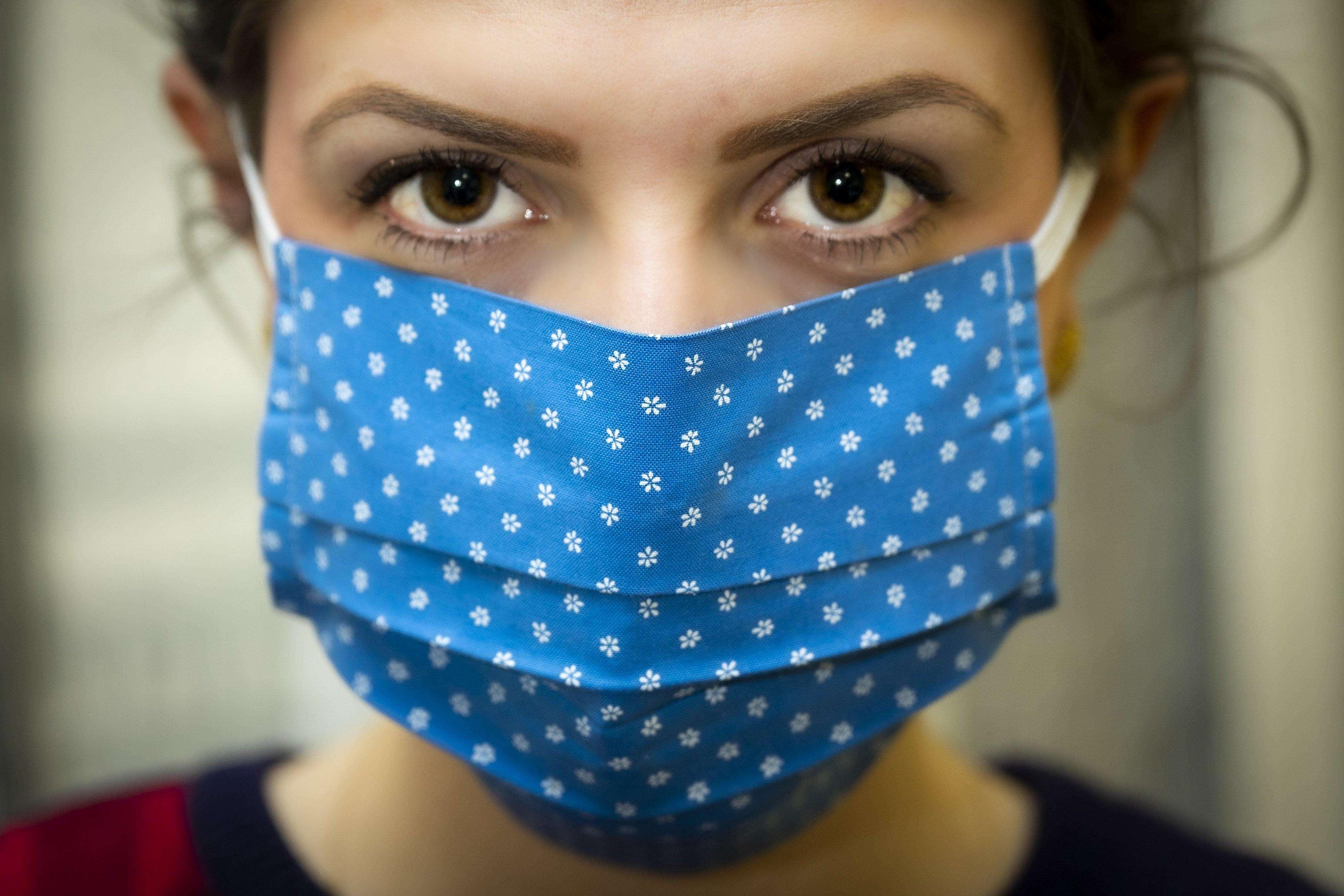 कोरोनावायरस: वैज्ञानिकों ने 99.99 प्रतिशत वायरस मारने वाला मास्क विकसित किया,जानें