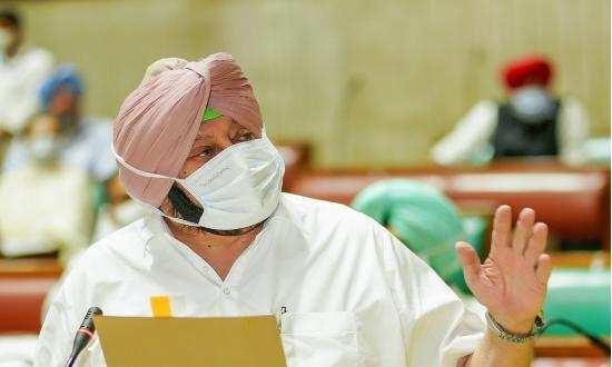 पार्टी प्रमुख के वाहन पर हमला, Punjab CM ने की भाजपा की निंदा