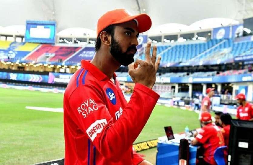 IPL 2020: इस मामले में केएल राहुल ने  की  विराट कोहली  की  बराबरी, बनाया ये रिकॉर्ड