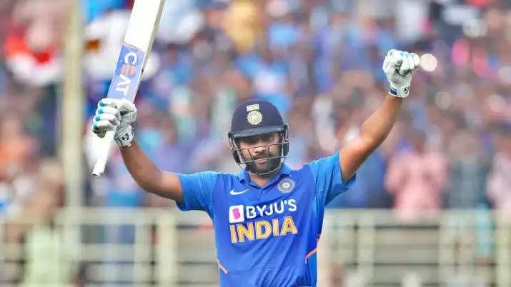 Rohit Sharma breaks Sachin Tendulkar's 21-year-old record in Ind vs Wi