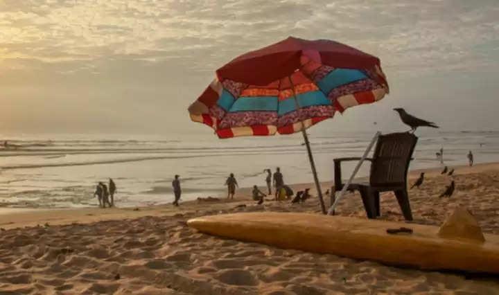 travel:  गोवा पर्यटन स्थल,यहां की सैर करना न भूलें