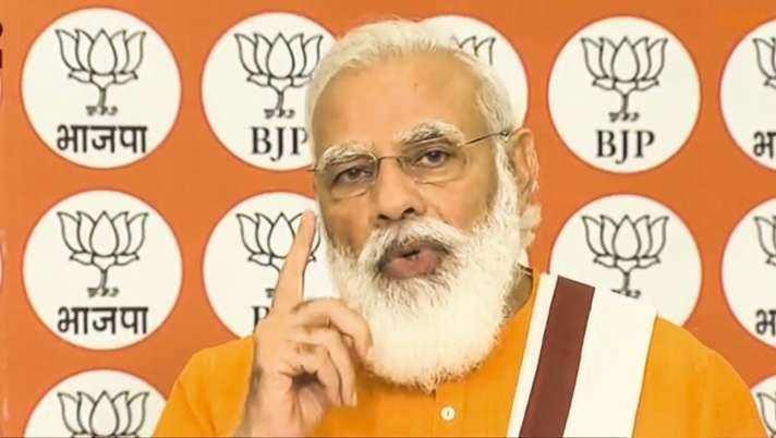 किसानों से हमेशा झूठ बोलने वाले अफवाहें फैला रहे हैं : PM Modi