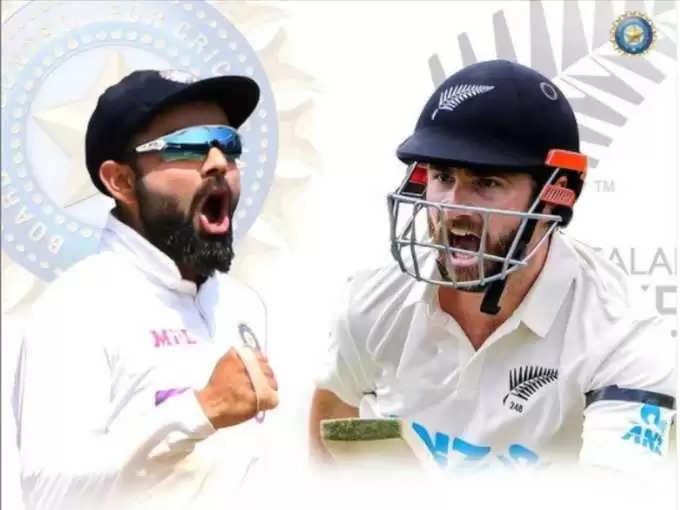 WTC Final, IND vs NZ: खराब रौशनी की वजह से दूसरे दिन का खेल खत्म,  भारत का स्कोर 146/3