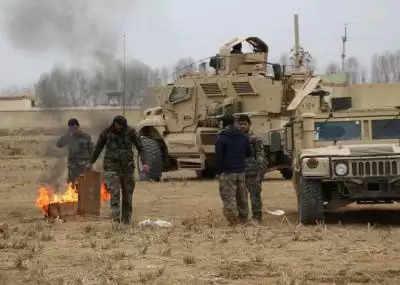 आत्मघाती कार बम विस्फोट में 3 Afghan सैनिकों की मौत