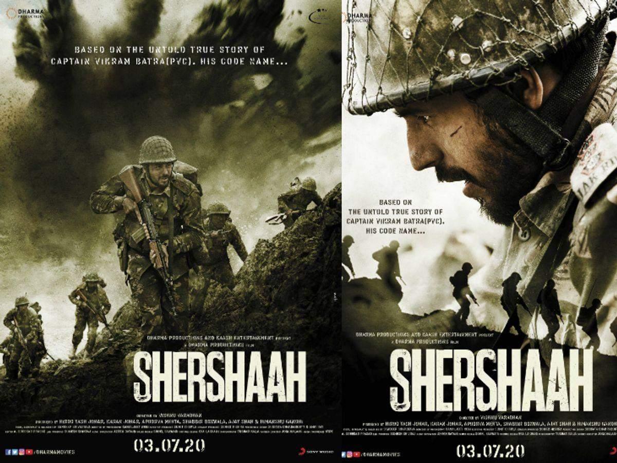 SIDHARTH MALHOTRA की फिल्म 'शेरशाह' की रिलीज डेट की हुई घोषणा
