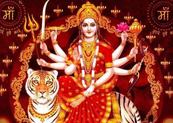 shardiya navratri 2021 when is mahashtami 2021 and mahanavami know the date and auspicious time
