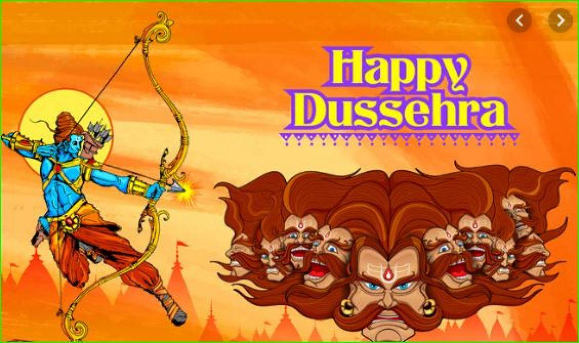 if you want to see the grand dussehra celebrations then go here know how