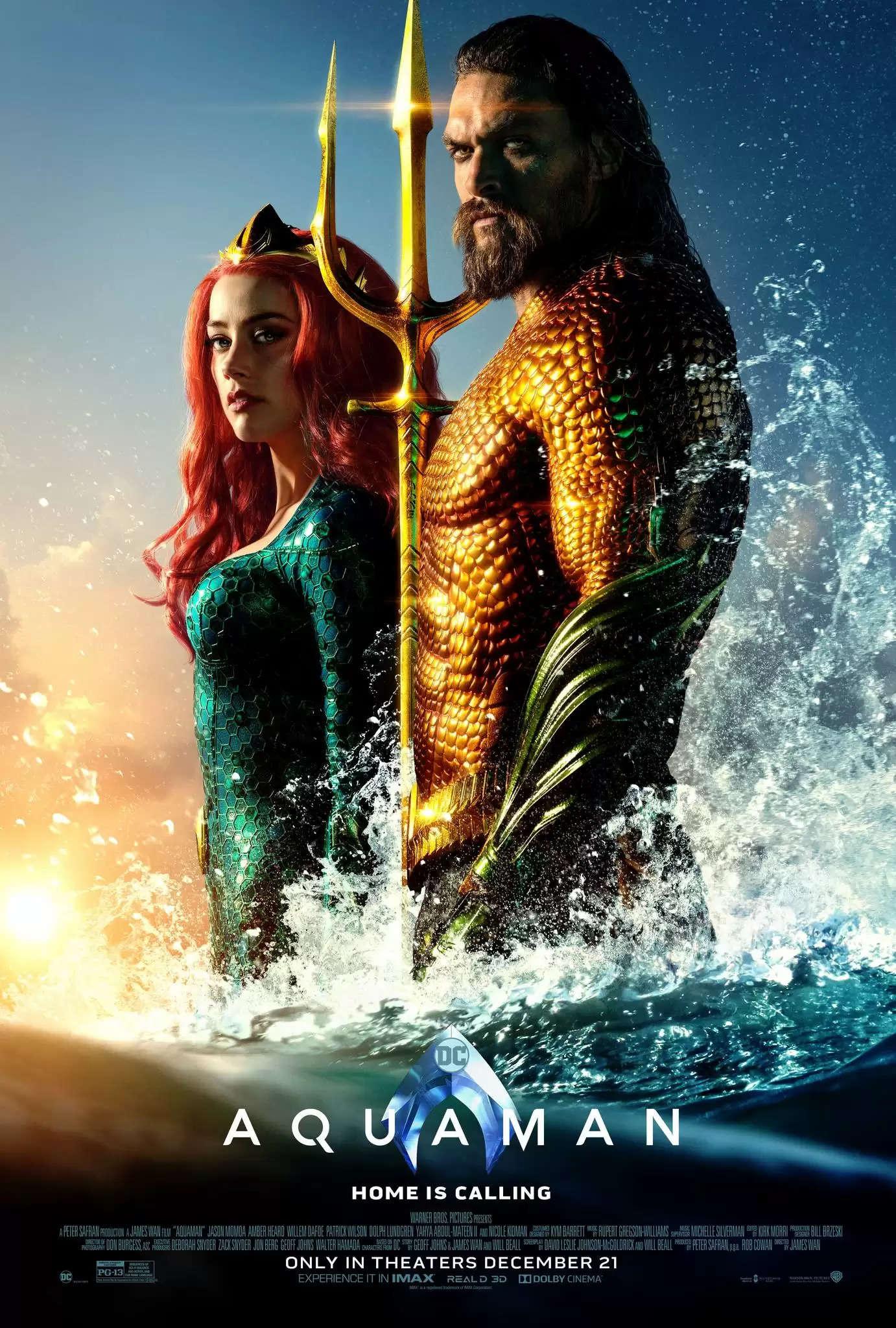 Aquaman: फिल्म एक्वामैन 2 के लिए अभिनेत्री अंबर हेयर्ड को दुगनी फीस दे रहे मेकर्स