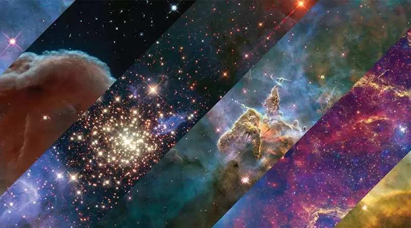 खगोल विज्ञान के इतिहास में पहली बार 9 तारे जैसी वस्तुएं दिखाई दीं और फिर गायब हो गईं
