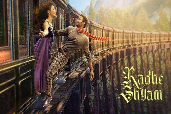 Valentine's Day पर आया Prabhas-Pooja की फिल्म 'राधे श्याम' का टीजर