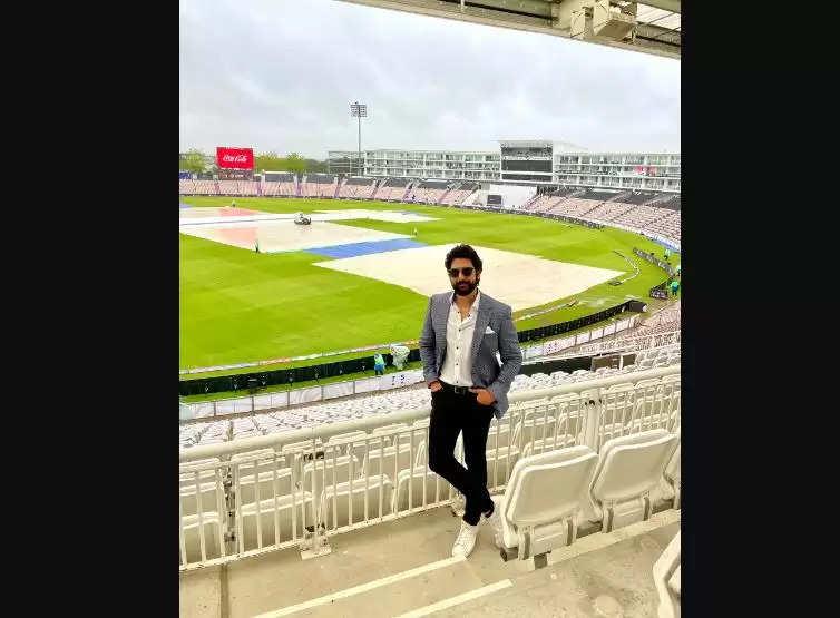 WTC Final: भारत vs न्यूजीलैंड के मैच का गवाह बनने पहुंचा, बॉलीवुड का यह बड़ा अभिनेता