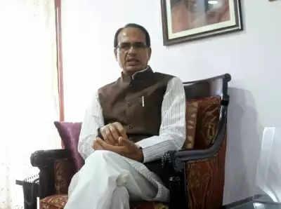 कोल इंडिया ने ऑक्सीजन प्लांट लगाने Shivraj Singh को दिया 12 करोड़ का चैक
