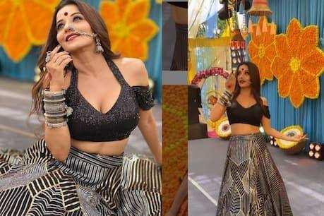 भोजपुरी एक्ट्रेस Monalisa ने बबिता कपूर के 'Aao Huzoor' गाने पर किया डांस
