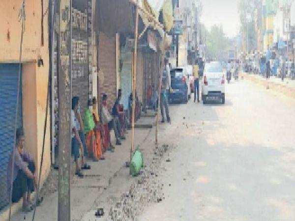 बिलासपुर:काम की तलाश में घरों से निकले मजदूर, कहा-कोरोना से पहले भूख से मर जाएंगे