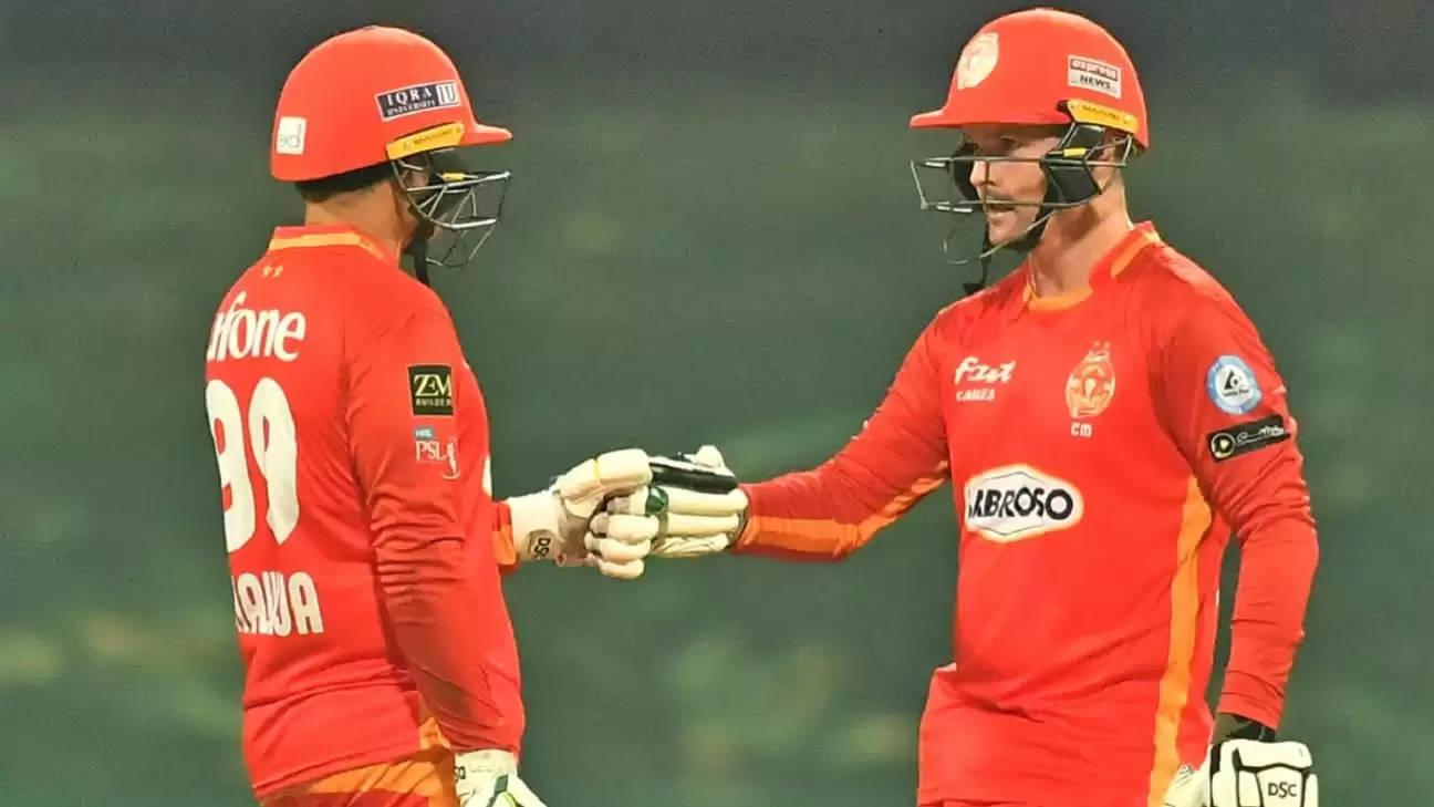 PSL 2021 के इस मैच में हुई रनों की बरसात, बल्लेबाजों ने जड़े 45 चौके और  25 छक्के,  बने कुल  479 रन