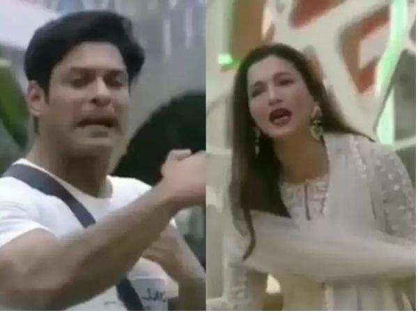 BB14: बिग बॉस 14 के घर में दूसरे सप्ताह दिखा घमासान, हिना खान और सिद्धार्थ शुक्ला में हुई तगड़ी बहस