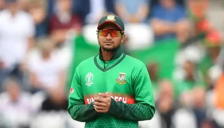 If Bangladesh does not win the 2023 World Cup, I will play till 2027- Shakib Al Hasan