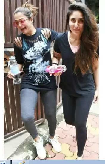 Kareena Kapoor Khan: करीना की हाउस पार्टी में बॉयफ्रेंड अर्जुन कपूर के साथ पहुंची मलाइका आरोड़ा, चर्चा में तस्वीरें