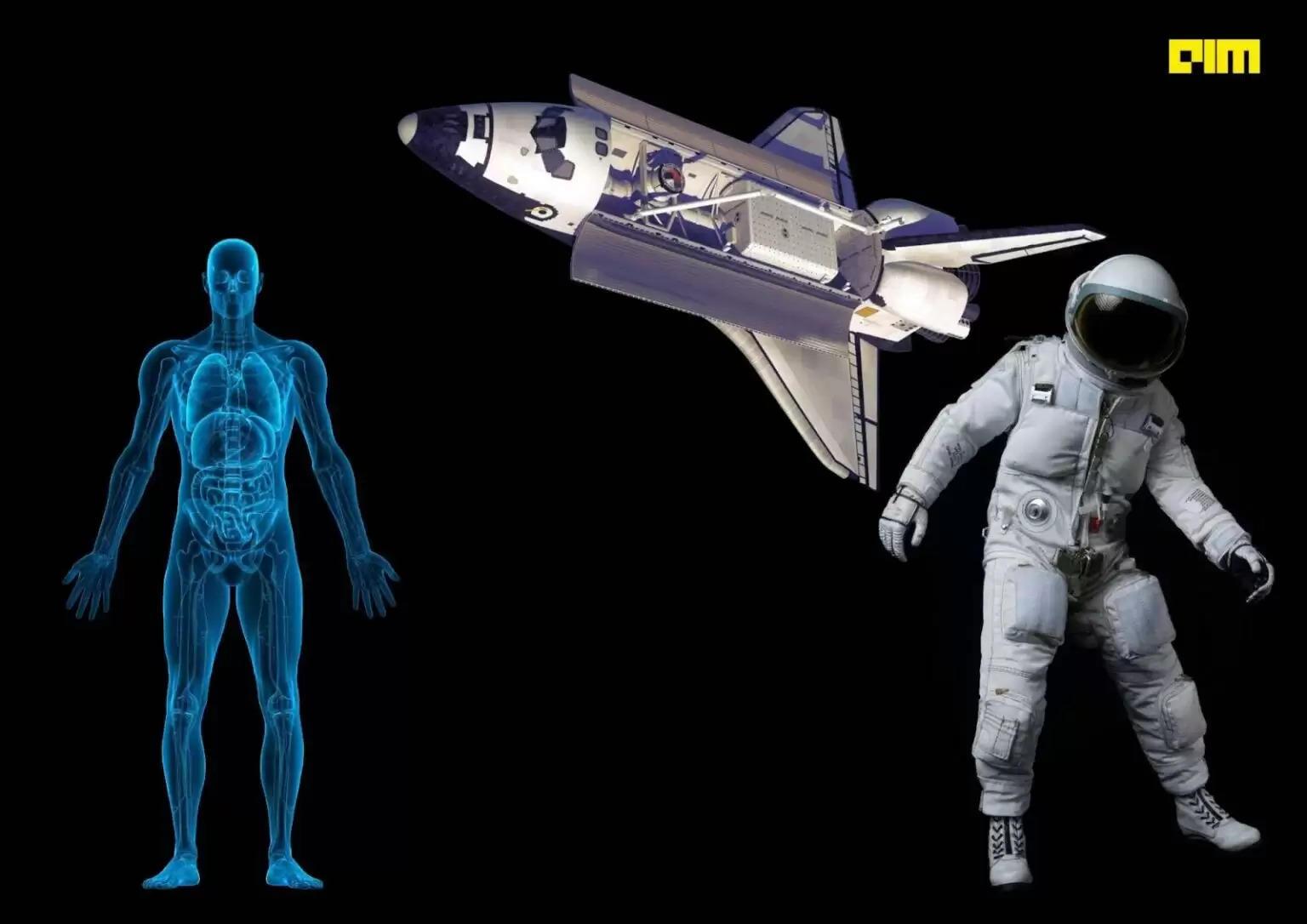 NASA भविष्य के अंतरिक्ष मिशनों के लिए 3डी प्रिंटेड Human Tissue का उपयोग करेगा