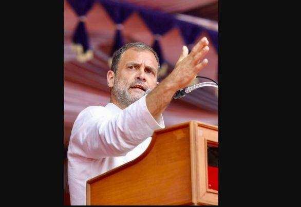 मोदी सरकार लोगों को बचाने में नाकाम रही : Rahul Gandhi
