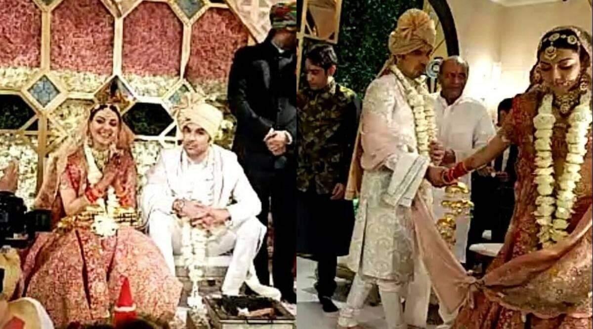 Kajal Agarwal Wedding: काजल अग्रवाल की शादी की पहली तस्वीर आई सामने, सोशल मीडिया पर वायरल