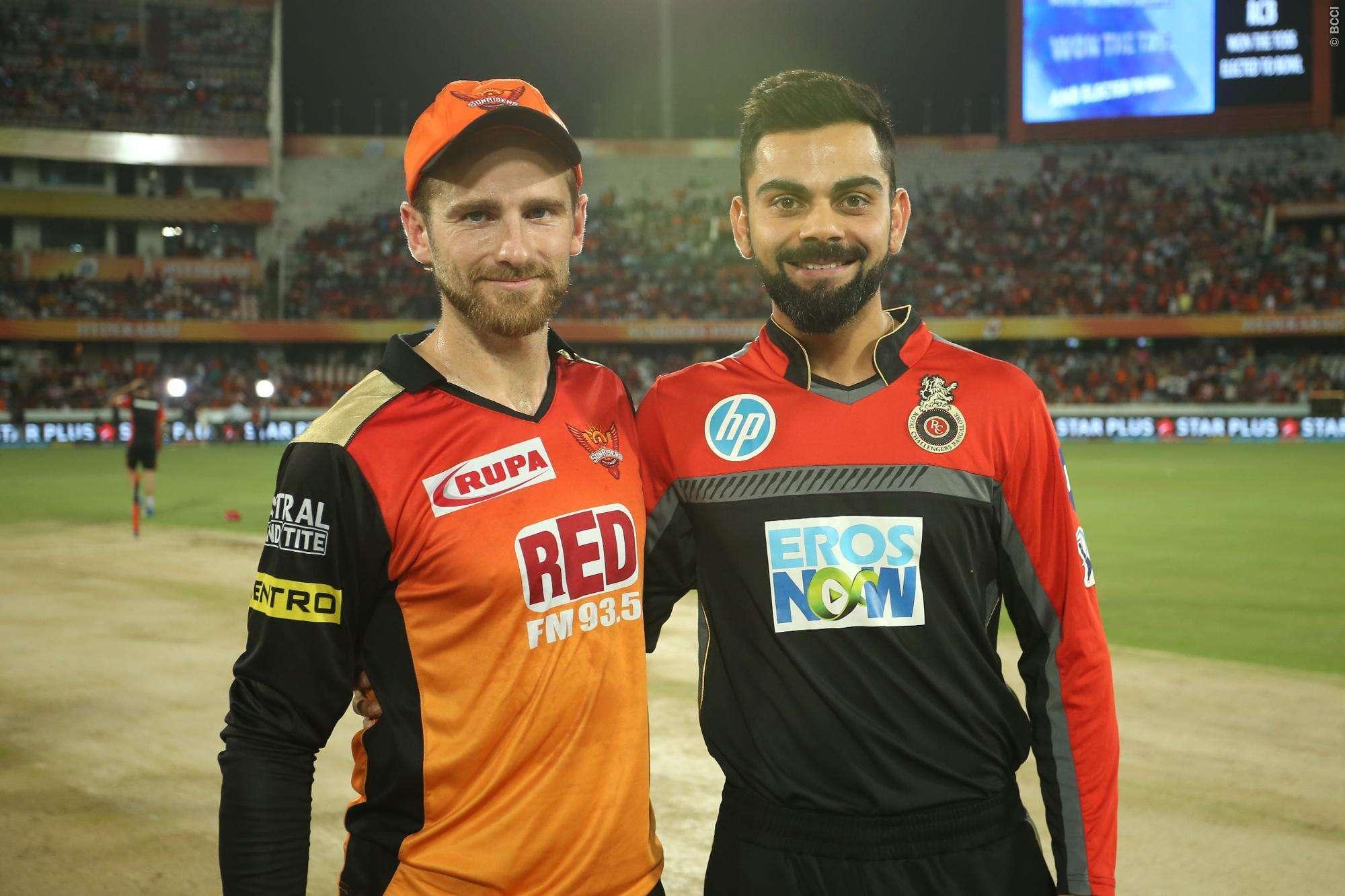 IPL 2020, RCB vs SRH : धाकड़ खिलाड़ियों के साथ उतरी आरसीबी, देखें दोनों टीमों की  Playing 11