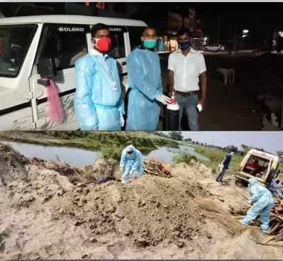 Bihar : कोरोना काल में श्रृंगी ऋषि सेवा मिशन बना 'राहत की छत'