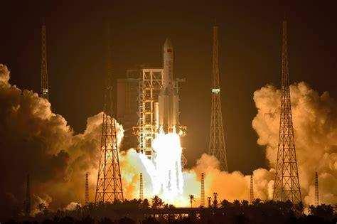 China Rocket:चीन ने छोड़ रॉकेट,गिरेगा इन देशो पर