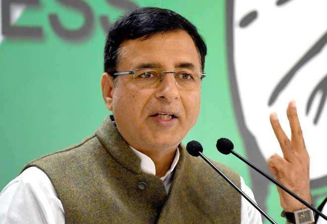 बिहार चुनाव नई दिशा बनाम दुर्दशा का है : Randeep Surjewala