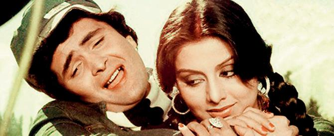 Neetu Kapoor and Rishi Kapoor shared their experience of dealing Cancer