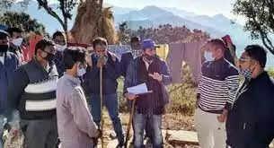 Nainital पहाड़ की महिलाओं पर लघु फिल्म की शूटिंग शुरू
