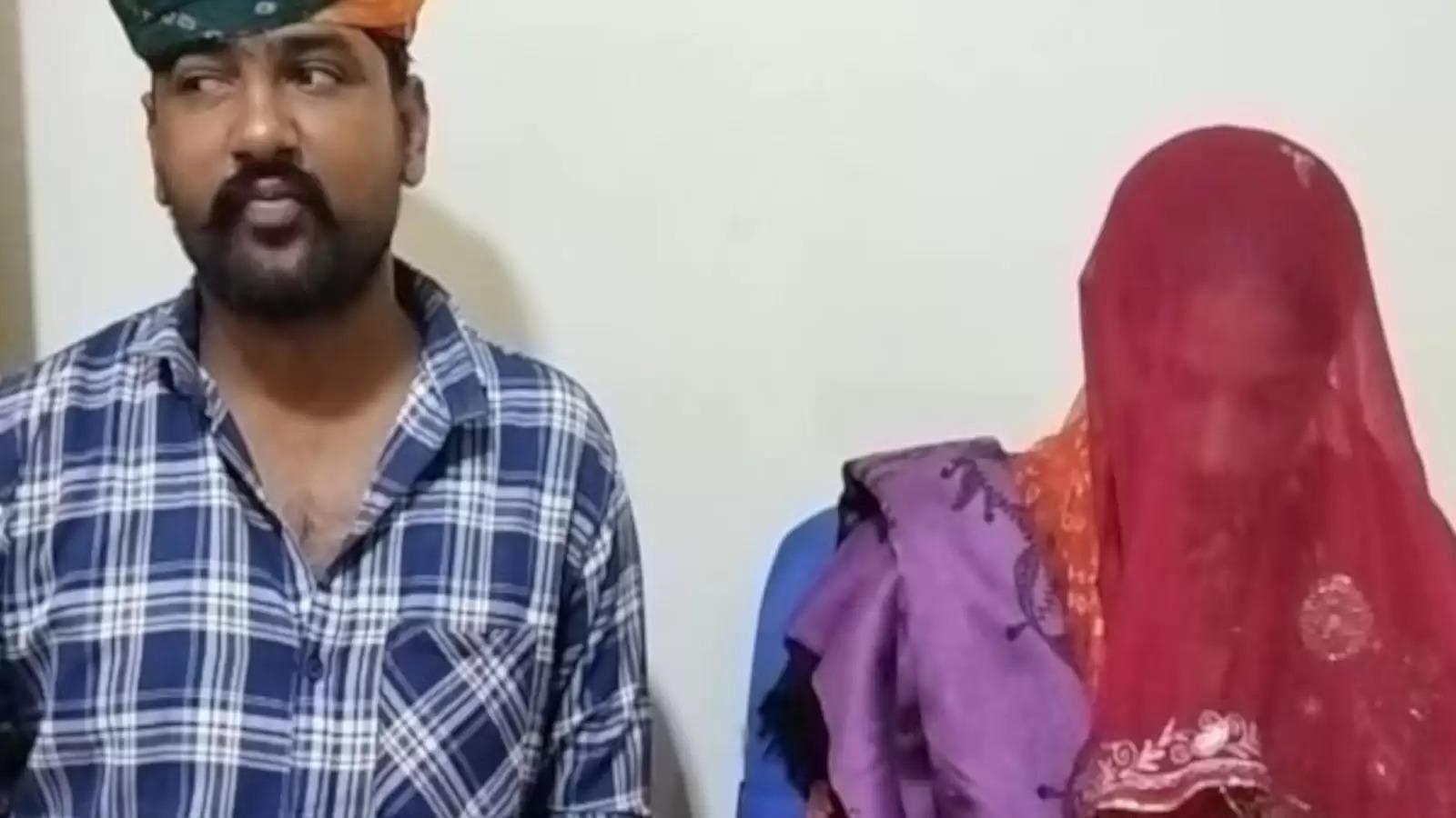 पाकिस्तान से भारत आई दुल्हन, 3 साल बाद हुआ पिया मिलन