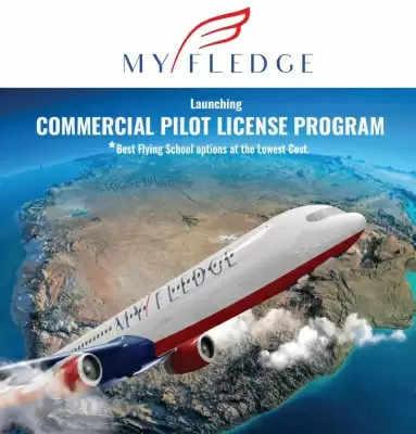 कमशिर्यल पायलट लाइसेंस लेने का ख्वाब रखने वाले पायलटों को माईफ्लेज 'हौसलों की उड़ान' के लिए बनाता है सशक्त