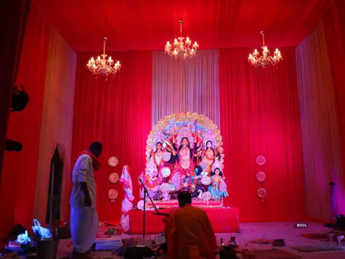 Kanpur कानपुर में दुर्गा पूजा एक कम महत्वपूर्ण मामला