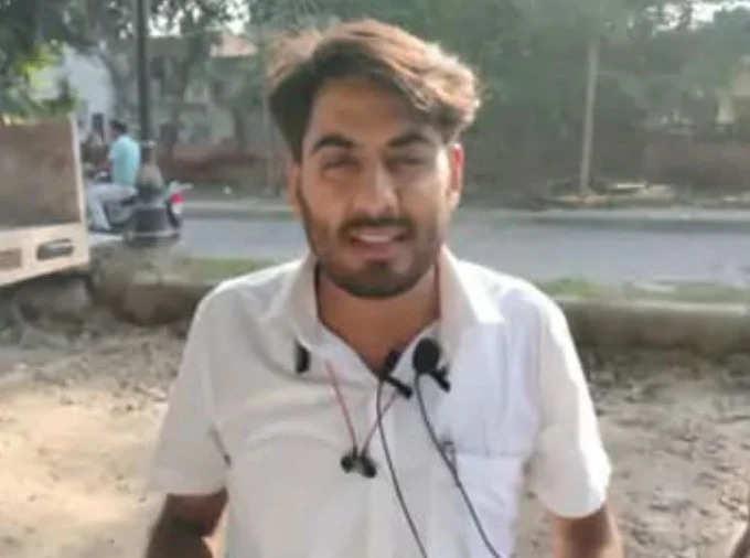 Rewariबैंक में कैश जमा कराने जा रहे कैशियर से तीन बदमाशों ने लूटे सात लाख रुपये