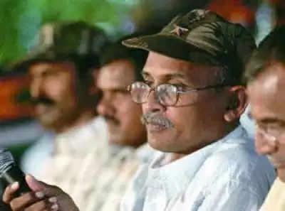 शीर्ष Maoist leader R.K. का बीमारी से निधन