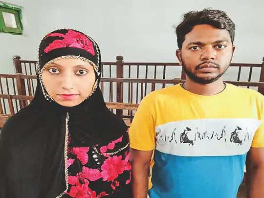 BHAGALPUR मान गई लुधियाना की रुखसाना, अदालत के आदेश पर शौहर के साथ गई