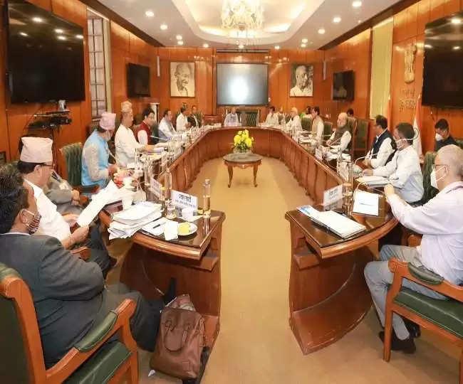 गृह मंत्रालय ने गोरखा प्रतिनिधियों से की बातचीत
