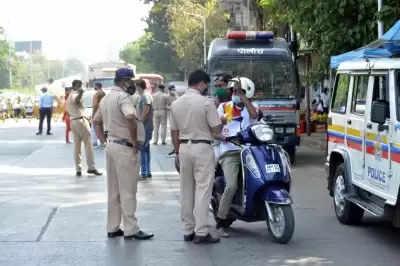 Delhi आतंकी मॉड्यूल का भांडाफोड़: महाराष्ट्र एटीएस, पुलिस ने संदिग्ध के परिजनों से की पूछताछ