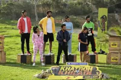 Khatron Ke Khiladi 11 के प्रतियोगियों ने किया अपनी छिपी प्रतिभा का खुलासा