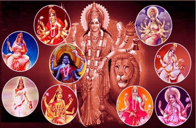 Chant devi mantras according your wishes in navratri 2021