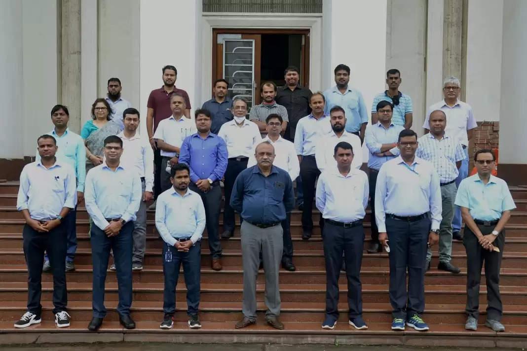 Jamshedpur सीएसआईआर-एनएमएल जमशेदपुर ने सिपेट के लिए धातु पाइप पर एक्सपोजर प्रशिक्षण का किया आयोजन