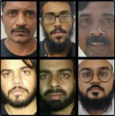 Delhi में पाक स्थित आतंकी मॉड्यूल का भंडाफोड़, 6 गिरफ्तार