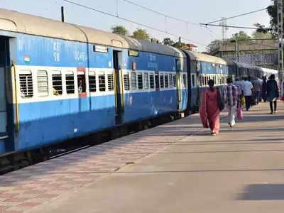 हटिया और दुर्ग स्टेशनों के बीच त्रि-साप्ताहिक उत्सव विशेष ट्रेन
