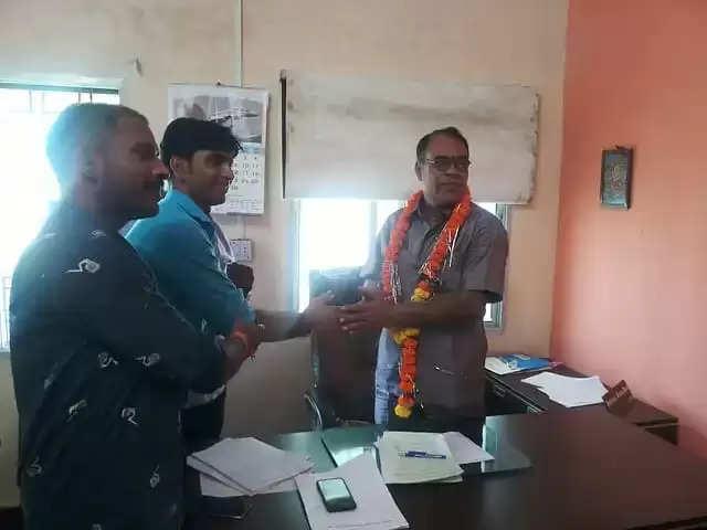 Indore मुख्य नगरपालिका अधिकारी ने संभाला कार्यभार