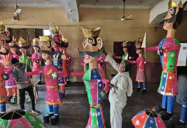 Faridabad प्रशासन की निगरानी में मनाया जा सकता है एनआइटी का दशहरा